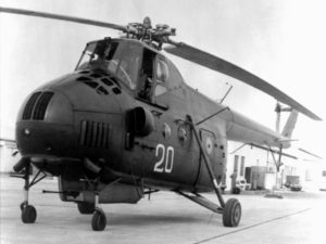 Ми-4 - первый советский тяжелый вертолет